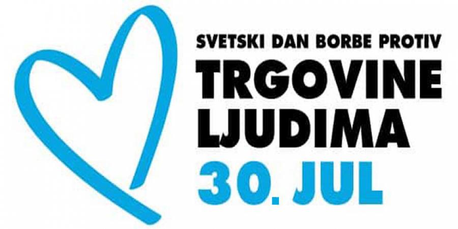 Међународни дан борбе против трговине људима 30. јул 2021.