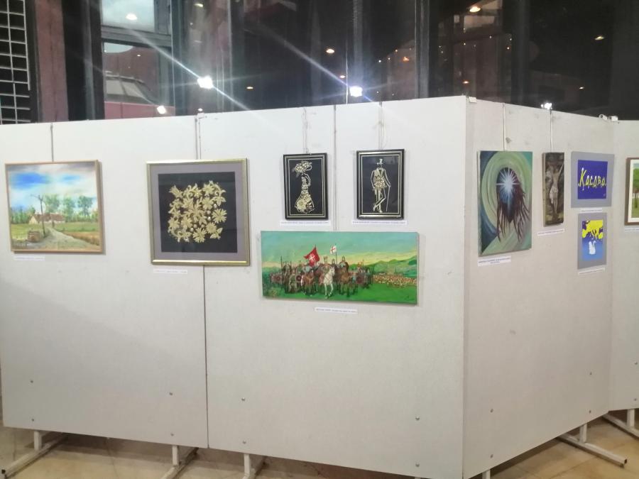 """Републичка ликовна изложба """"Септембарске импресије"""""""