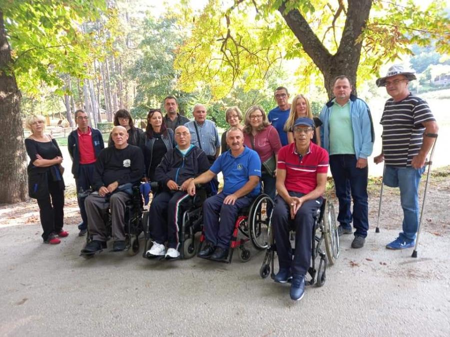 Климатско-рекреативни опоравак за особе са инвалидитетом у Сокобањи